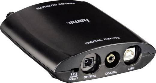 hama audio konverter audio digital auf analog konverter. Black Bedroom Furniture Sets. Home Design Ideas