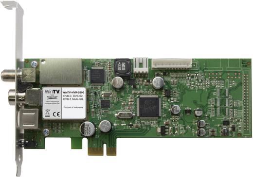 PCIe-Karte Hauppauge HVR-5525HD Aufnahmefunktion, mit Fernbedienung Anzahl Tuner: 2
