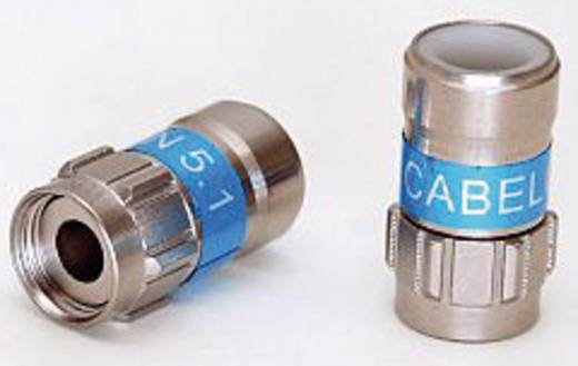 A.S.SAT F-Stecker Highend 5,1 Cabelcon SAT