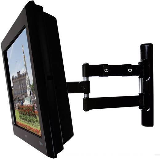 "B-Tech BT 7515/PB Monitor-Wandhalterung 25,4 cm (10"") - 81,3 cm (32"") Neigbar+Schwenkbar, Rotierbar"