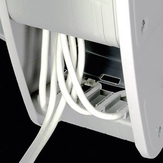 SAT Antenne 85 cm fuba DAA85N-W Reflektormaterial: Aluminium Weiß