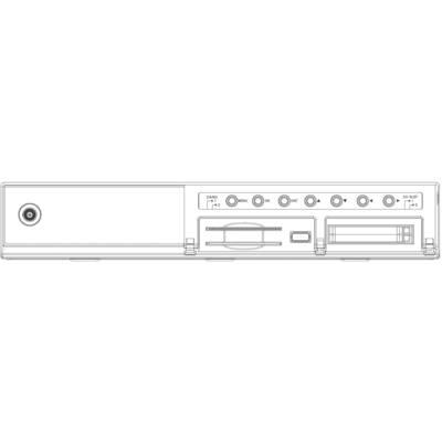 HD SAT receiver Lenuss Lenuss L4 Twin tuner, Recording