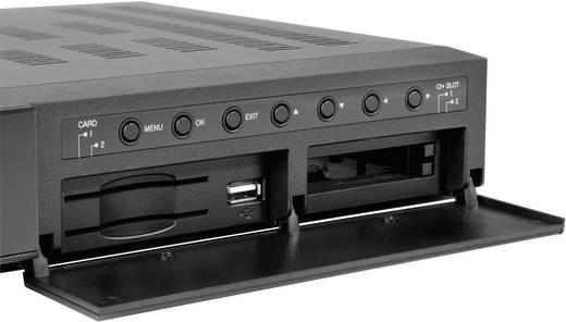 hd sat receiver lenuss l4 twin tuner aufnahmefunktion mit festplatte front usb. Black Bedroom Furniture Sets. Home Design Ideas