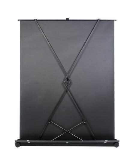 MW by Medium MovieLux Mobil 13042 Rollenkoffer Leinwand 175 x 125 cm Bildformat: 4:3