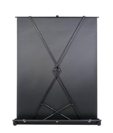 Rollenkoffer Leinwand MW by Medium MovieLux Mobil 13046 196 x 196 cm Bildformat: 1:1