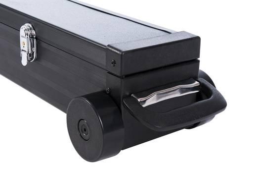 Rollenkoffer Leinwand MW by Medium MovieLux Mobil 13041 155 x 115 cm Bildformat: 4:3