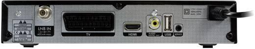 HD-SAT-Receiver Avanit by Smart A-SX-HD-FTA Einkabeltauglich Anzahl Tuner=1