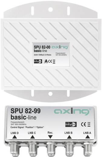 DiSEqC-Schalter Axing SPU 82-00 4 (4 SAT/0 terrestrisch) 2