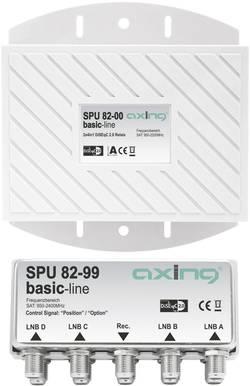 Image of DiSEqC-Schalter Axing SPU 82-00 4 (4 SAT/0 terrestrisch) 2