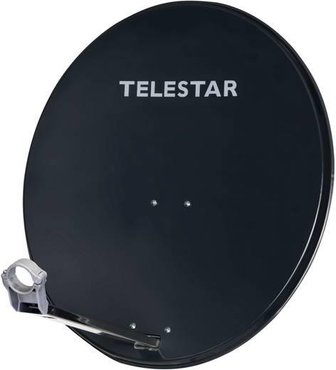 SAT Antenne 80 cm Telestar DIGIRAPID 80 donkergrijs Reflektormaterial: Aluminium Schiefer-Grau