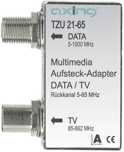 Multimedia Aufsteck-Adapter Axing TZU 21-65
