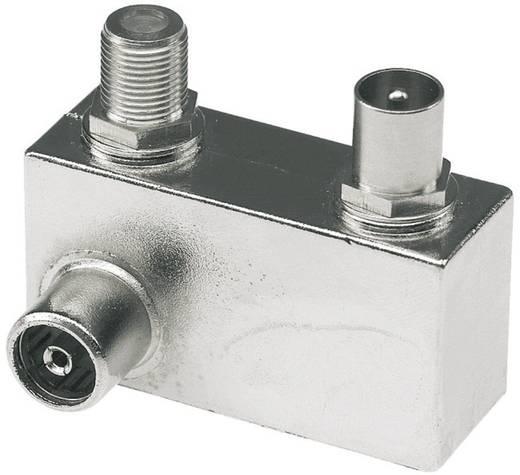 Multimedia Aufsteck-Adapter Axing TZU 21-65