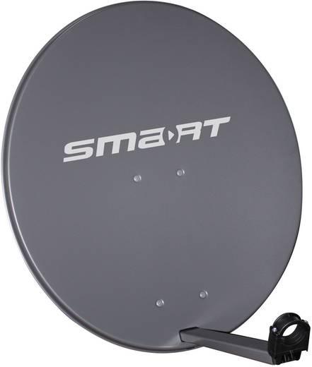 SAT Antenne 80 cm Smart SDS80AA Reflektormaterial: Aluminium Anthrazit