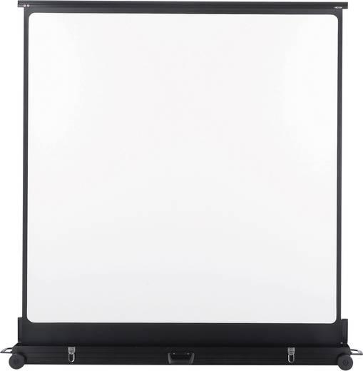 Rollenkoffer Leinwand MW by Medium MovieLux Mobil 13045 196 x 147 cm Bildformat: 4:3