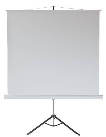 Rolloleinwand Medium Budget Combiflex 16411 180 x 180 cm Bildformat: 1:1, 4:3, 16:9