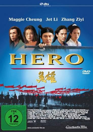 DVD Hero FSK: 12