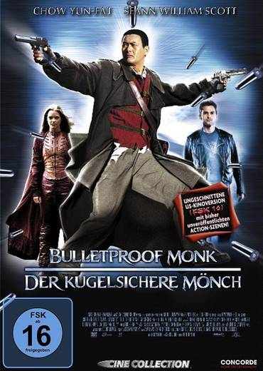 DVD Bulletproof Monk Der kugelsichere Mönch FSK: 16