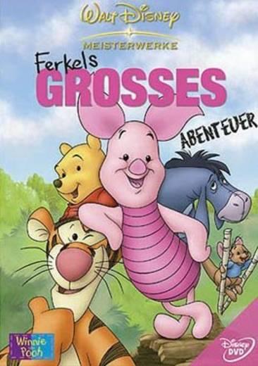 DVD Ferkels grosses Abenteuer FSK: 0