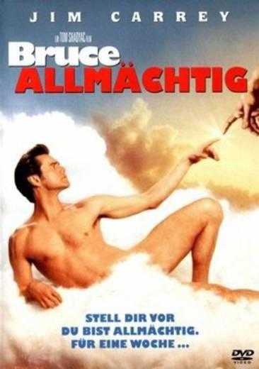 DVD Bruce Allmächtig FSK: 6
