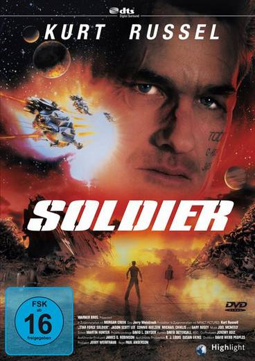 DVD Soldier FSK: 16