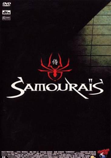 DVD Samourais FSK: 16