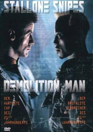 DVD Demolition Man FSK: 16