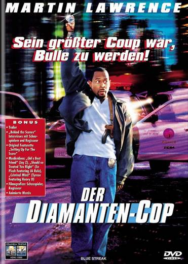 DVD Der Diamanten-Cop FSK: 12