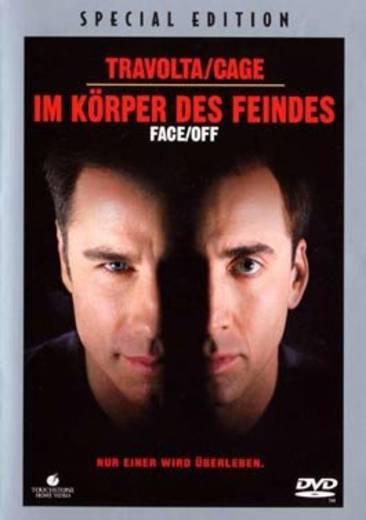 DVD Im Körper des Feindes Face/Off FSK: 16
