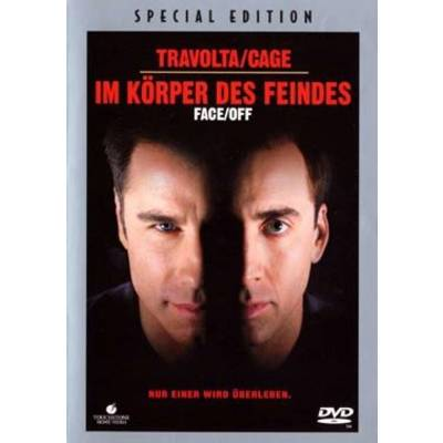 DVD Im Körper des Feindes Face/Off FSK: 16 Preisvergleich