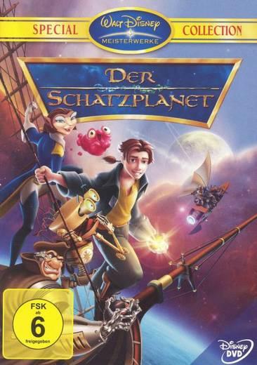 DVD Der Schatzplanet FSK: 6
