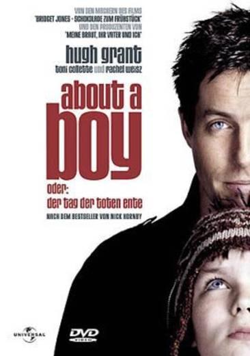 DVD About a Boy oder: Der Tag der toten Ente FSK: 12