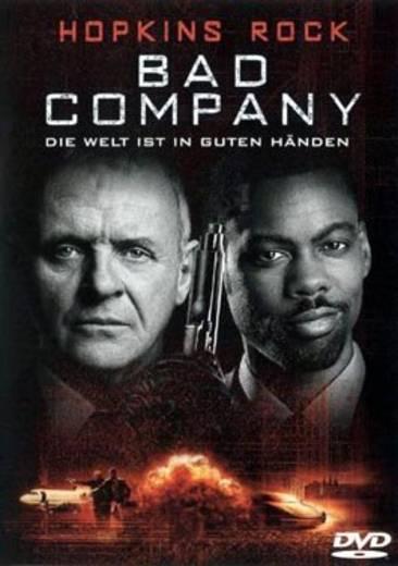 DVD Bad Company Die Welt ist in guten Händen FSK: 16