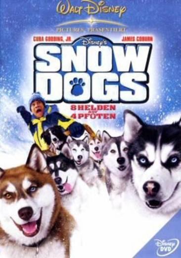 DVD Snow Dogs 8 Helden auf 4 Pfoten FSK: 6