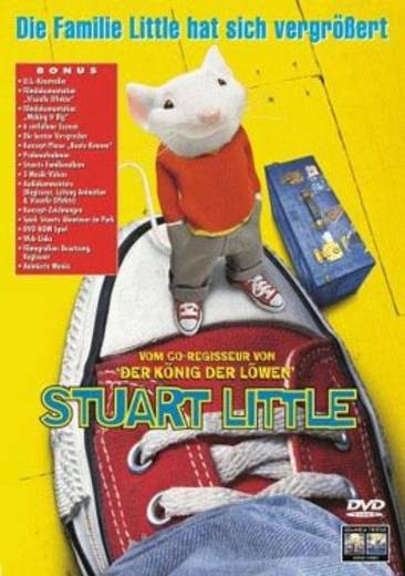 DVD Stuart Little 1 FSK: 0