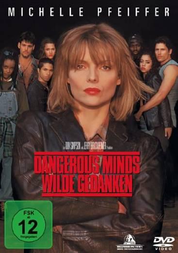 DVD Dangerous Minds Wilde Gedanken FSK: 12