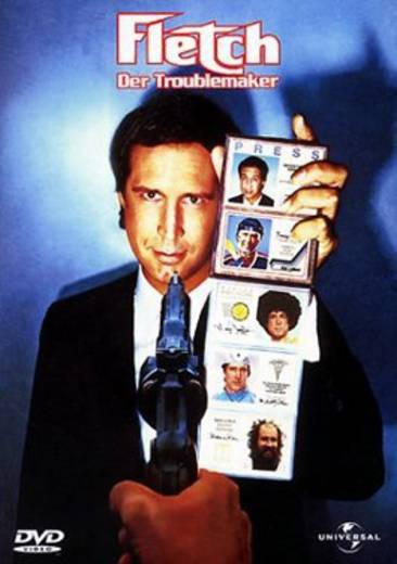 DVD Fletch Der Troublemaker FSK: 12