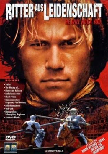 DVD Ritter aus Leidenschaft FSK: 12