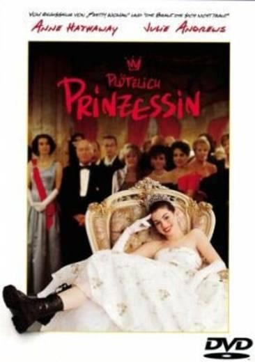 DVD Plötzlich Prinzessin FSK: 0