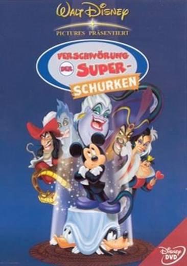 DVD Verschwörung der Super-Schurken FSK: 0