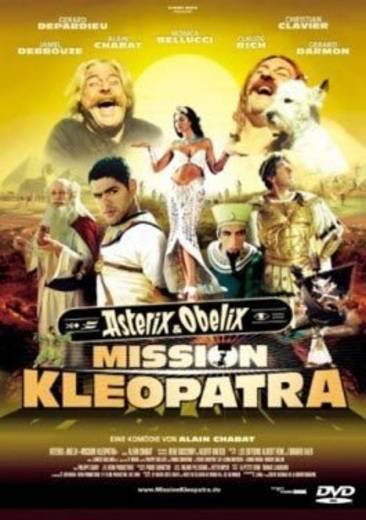 DVD Asterix & Obelix Mission Kleopatra FSK: 6