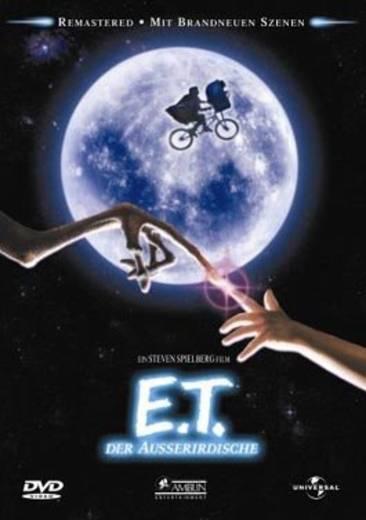 DVD E.T. Der Ausserirdische FSK: 6