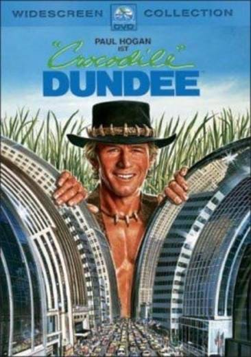 DVD Crocodile Dundee FSK: 12