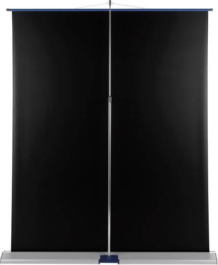 Ausziehbare Leinwand MW by Medium MovieLux Compact 13037 160 x 160 cm Bildformat: 1:1