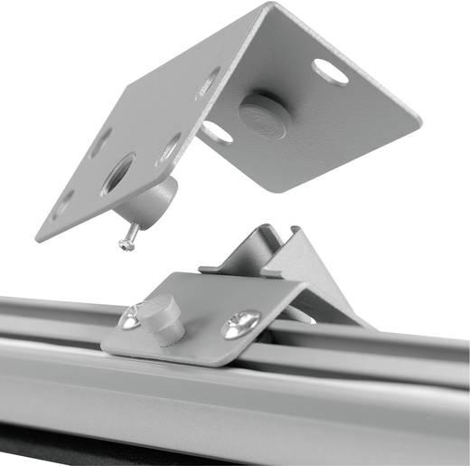 Motorleinwand Medium Design Roll Electric IR 16253 192 x 192 cm Bildformat: 1:1