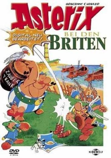 DVD Asterix bei den Briten FSK: 6