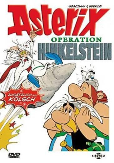 DVD Asterix Operation Hinkelstein FSK: 6