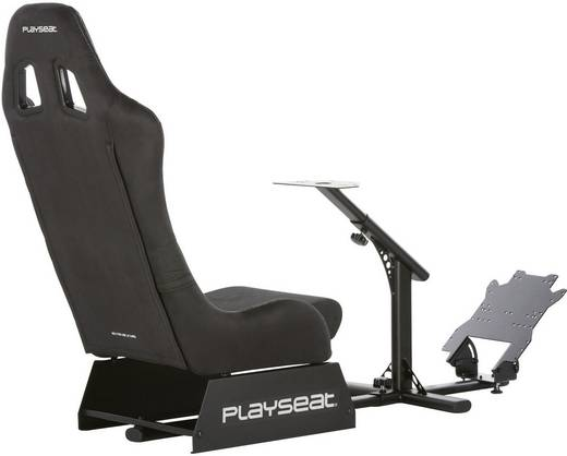 Rennsitz Playseats Evolution M Alcantara Black Schwarz