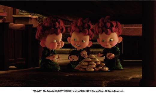 3D Blu-ray Merida - Legende der Highlands