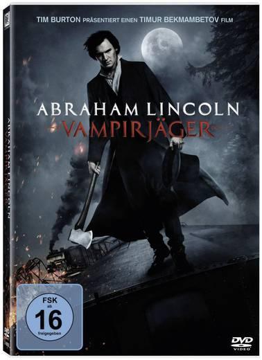 DVD Abraham Lincoln - Vampirjäger