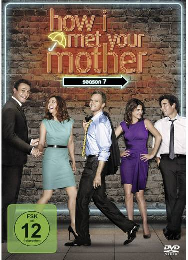 How I Met Yout Mother - Staffel 7 [3 DVDs]